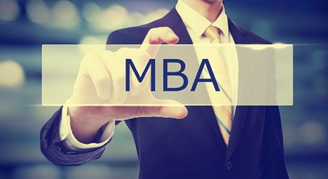 types of mba